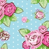 Rose Dot Caden Lane Fabric by the Yard