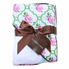 Rose Lattice Hooded Towel Set