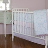 Rose Sea 3-Piece Crib Bedding Set