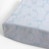 Rose Sea Changing Pad Cover
