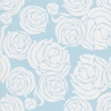 Rose Sea Window Valance