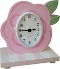 Rose Table Clock