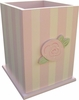 Rose Waste Basket