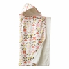 Rosette Blossom Hooded Towel