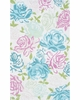 Rosey Posey Pastels Rug