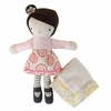 Rosie Softie Doll with Blanket
