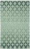 Rossio Rug in Gray Green