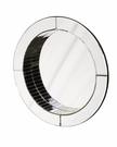 Round Box Framed Mirror