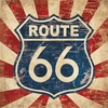 Route 66 I Wall Art