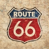 Route 66 II Wall Art