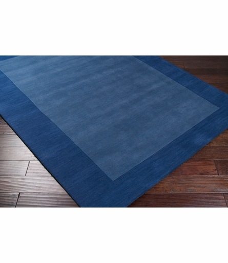Royal Blue Mystique Rug