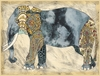 Royal Elephant Canvas Reproduction