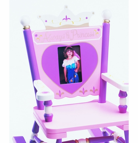 Royal Princess Mini Rocking Chair