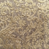 Royale Damask - Brown Fabric by the Yard