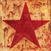 Rusted Star Canvas Wall Art