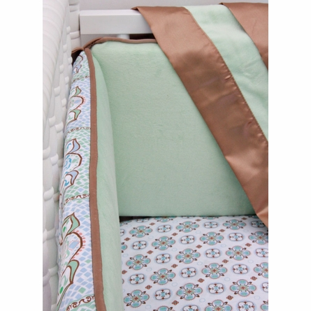 Ryan 4-Piece Crib Bedding Set