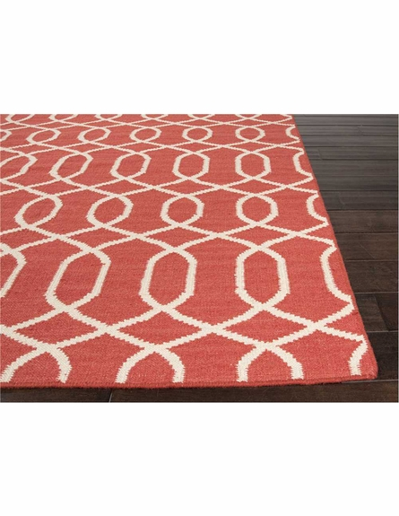 Sabrine Rug in Chili Pepper