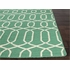 Sabrine Rug in Emerald Green