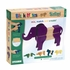 Safari Block Mates - Set of 5