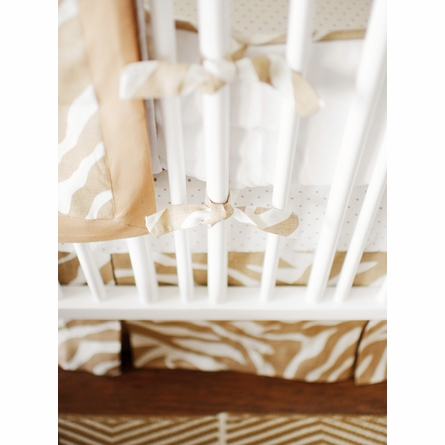 Safari in Sand Crib Bedding Set
