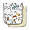 Safari Muslin Burp Cloth Set of 2
