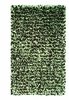 On Sale Sage and Brown Shaggy Raggy Rug