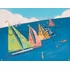 Sailboat Regatta Canvas Wall Art