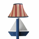 Sailboat Sconce with Shade