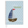Sailing Skipper Personalized Kids Journal