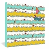 Sailing Wrapped Canvas Art