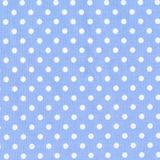 Sailor Blue Polka Dot