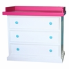 Samantha 3 Drawer Dresser