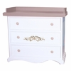 Samantha 3 Drawer Dresser with Bows