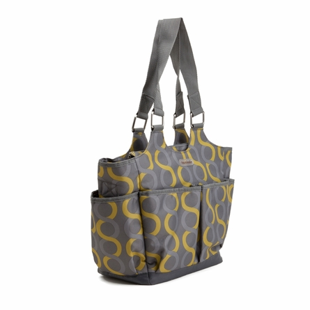 Sami Tag-a-Long Tote Diaper Bag
