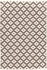 Samode Indoor/Outdoor Rug in Charcoal and Ivory