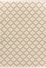Samode Indoor/Outdoor Rug in Khaki and Ivory
