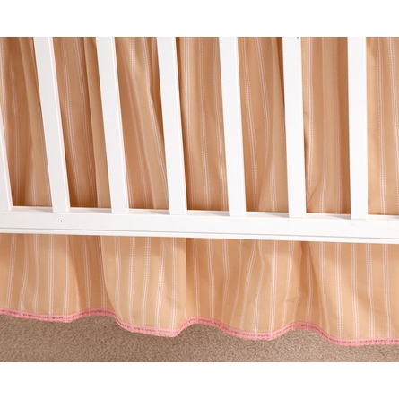 Sand Colette Crib Bedding Set