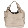 Sandstone Satchel Diaper Bag