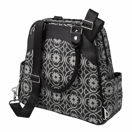 Sashay Satchel Diaper Bag - Casbah Nights