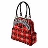 Sashay Satchel Diaper Bag - Amaryllis Terrace