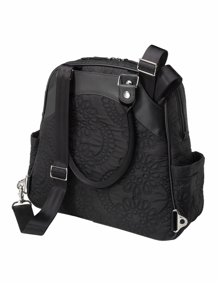 Sashay Satchel Diaper Bag - Central Park North Stop