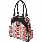 On Sale Sashay Satchel Diaper Bag - Desert Dreaming