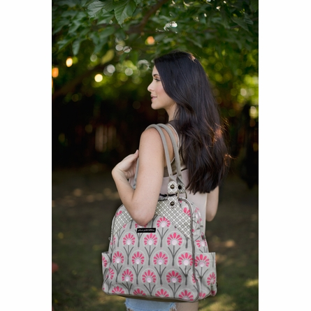 On Sale Sashay Satchel Diaper Bag - Graphic Garden