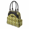 Sashay Satchel Diaper Bag - Graphic Garden
