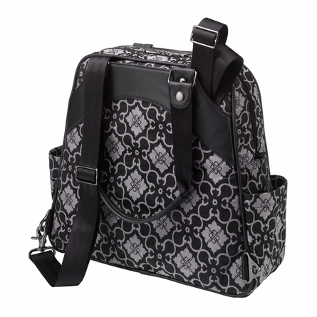 Sashay Satchel Diaper Bag - London Mist