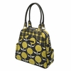 Sashay Satchel Diaper Bag - Moon Garden