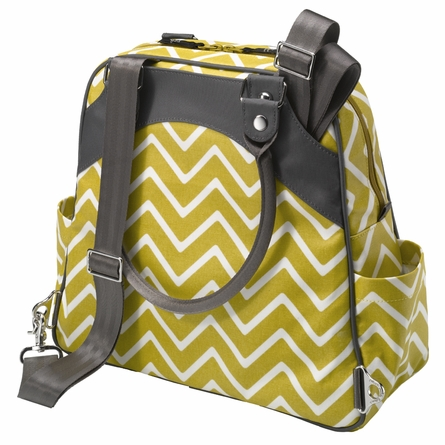 Sashay Satchel Diaper Bag - Sunshine in Scandinavia