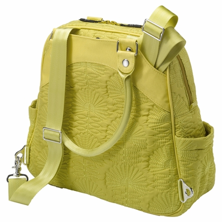 Sashay Satchel Diaper Bag - Union Square Stop