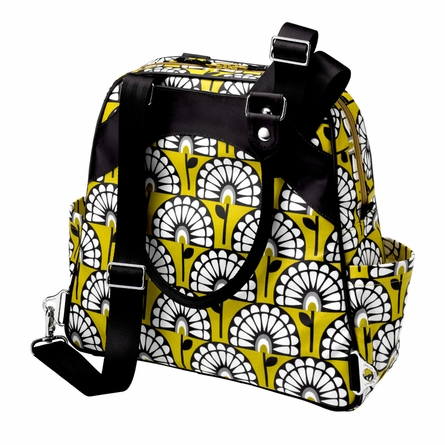 Sashay Satchel Diaper Bag - Venturing in Vienna