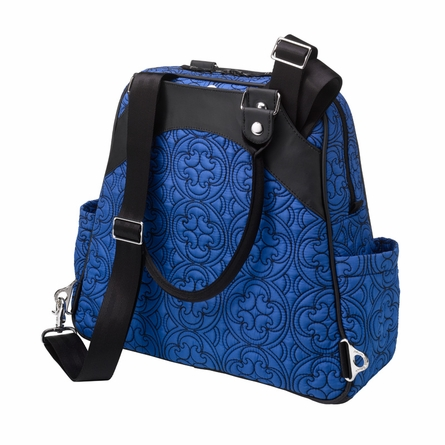 Sashay Satchel Diaper Bag - Westminster Stop